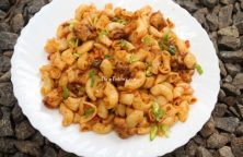 Chicken Macaroni Recipe / Macaroni Dish