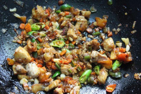 Chicken Macaroni Recipe / Kerala Dish