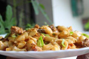 Chicken Macaroni Recipe