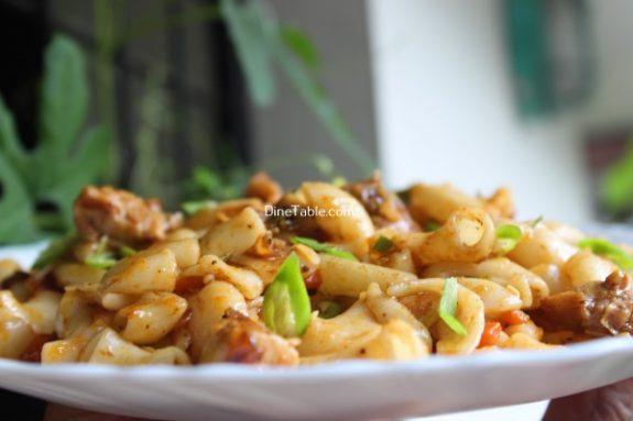 Chicken Macaroni Recipe / Yummy Dish