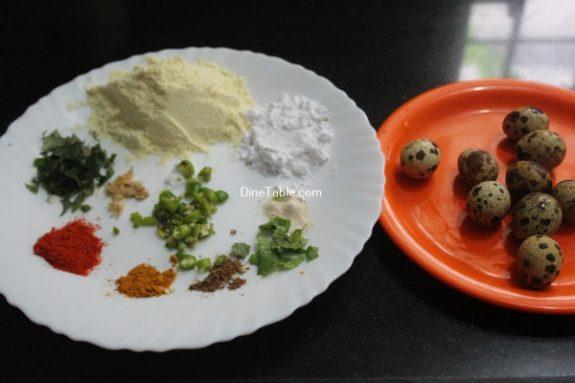 Kaada Mutta Bajji Recipe / Easy Bajji