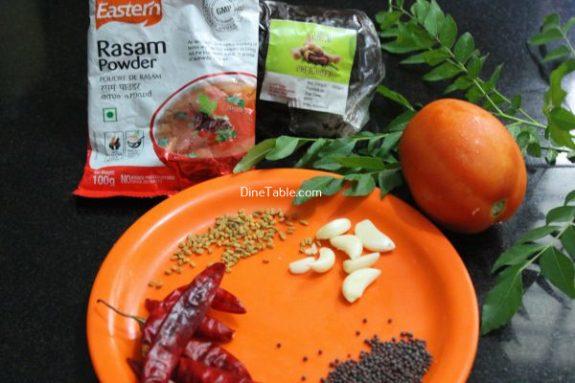 Rasam Recipe / Nutritious Dish