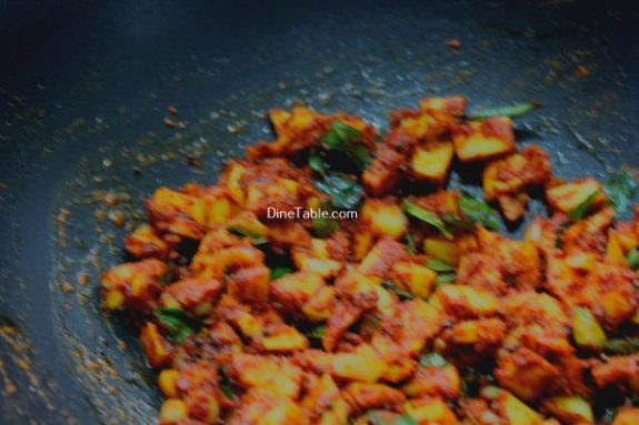 Raw Mango Pickle Recipe / Healthy Pickle