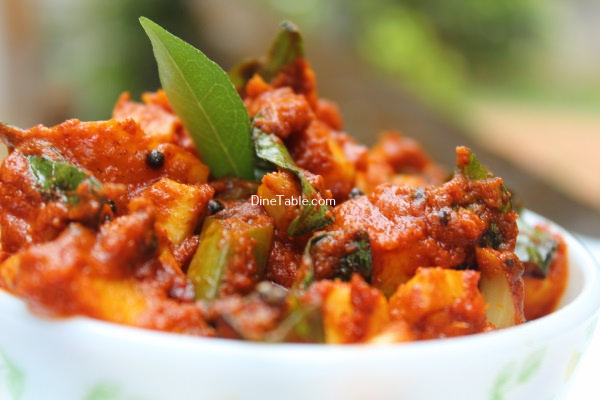 Indian Food Recipes Mango Pickle