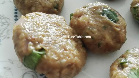 Grilled Chicken Patties Recipe - Eassy & Healthy Chicken Patties Cooking Range Oven