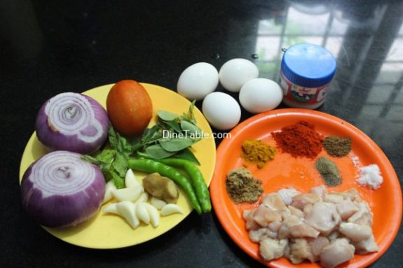 Chicken Pola Recipe / Variety Dish