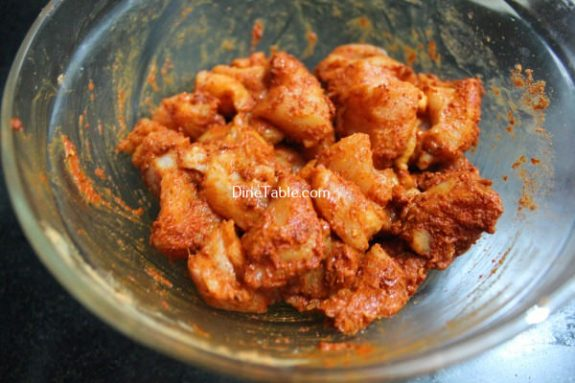 Chicken Popcorn Recipe / Starter Dish