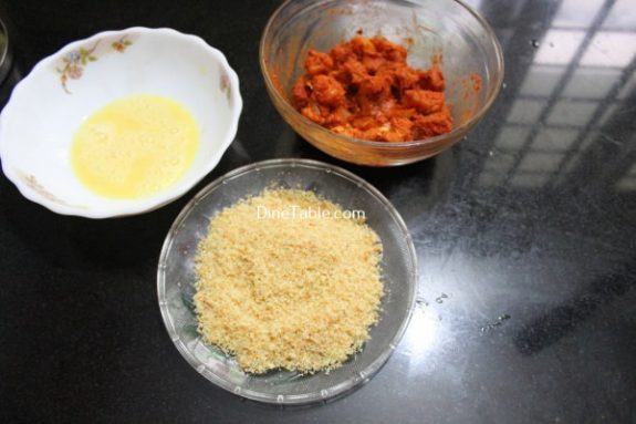 Chicken Popcorn Recipe / Crispy Dish