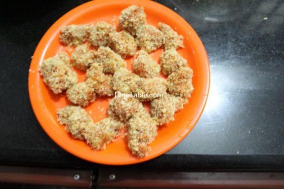 Chicken Popcorn Recipe / Homemade Dish