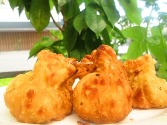 Fried Chicken Momos Recipe / Easy Momos