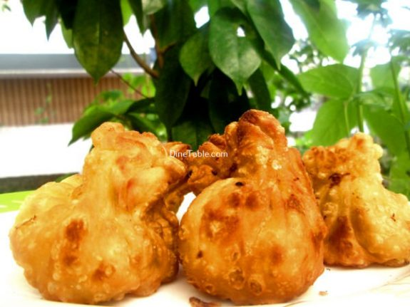 Fried Chicken Momos Recipe / Tasty Momos
