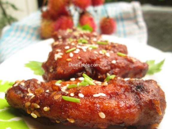 Fried Chicken Wings Recipe / Easy Dish