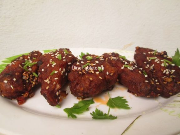 Fried Chicken Wings Recipe / Yummy Dish