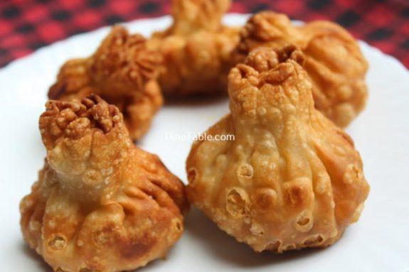 Turkey Pathiri Recipe / Homemade Snack
