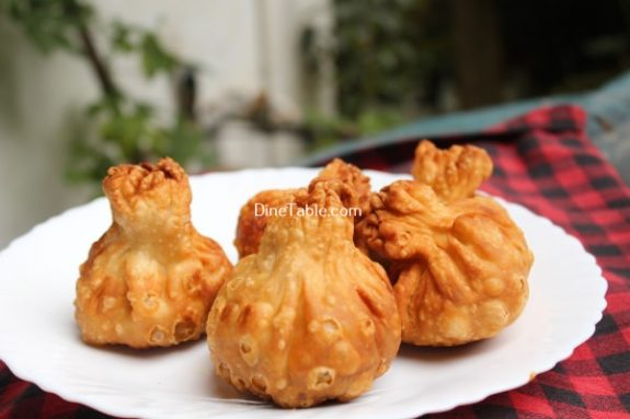 Turkey Pathiri Recipe / Fried Snack