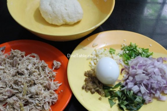Turkey Pathiri Recipe / Iftar Snack