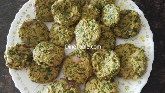 Spinach Cutlets Recipe - Quick & Easy Kerala Snacks