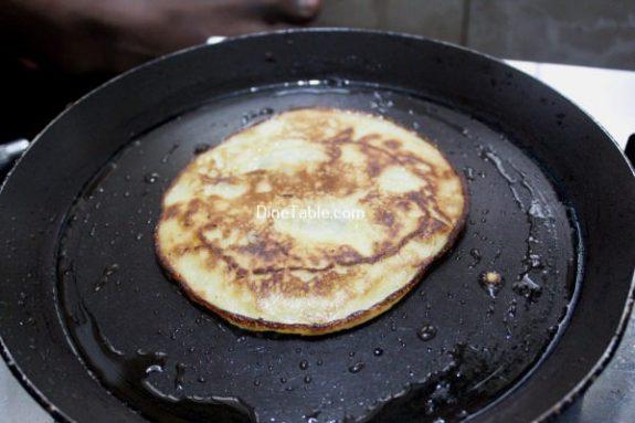 Banana Egg Pancake Recipe / Easy Dish