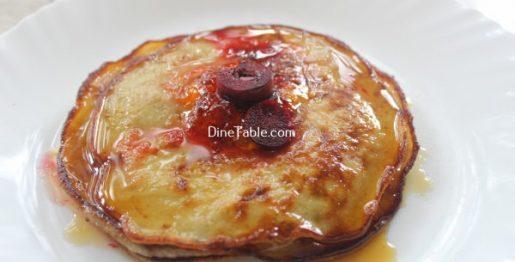 Banana Egg Pancake Recipe / Snack Dish