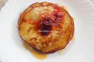 Banana Egg Pancake Recipe
