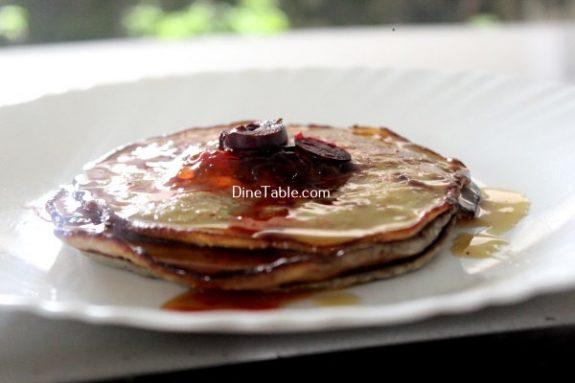 Banana Egg Pancake Recipe / Tasty Dish