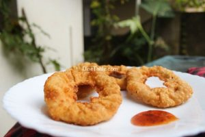 Chicken Ring Samosa Recipe