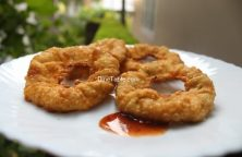 Chicken Ring Samosa Recipe - Tasty Samosa