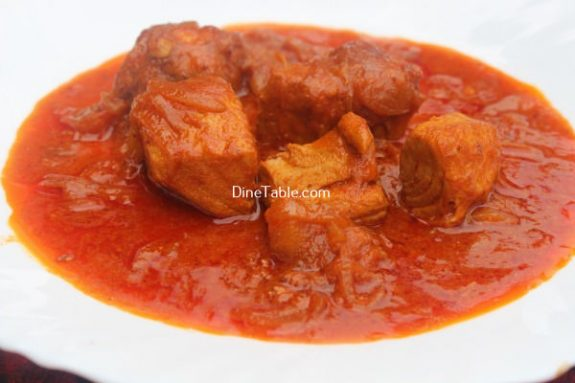 Fish Vindaloo Recipe / Simple Dish