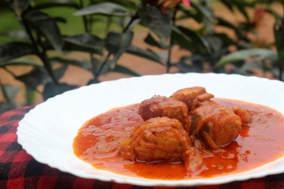 Fish Vindaloo Recipe / Tasty Dish