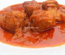 Fish Vindaloo Recipe / Variety Dish