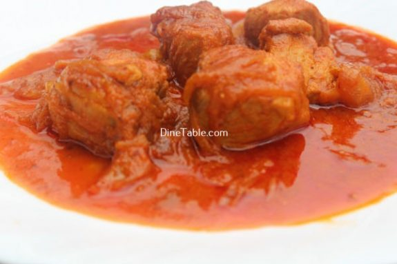 Fish Vindaloo Recipe / Variety Dish