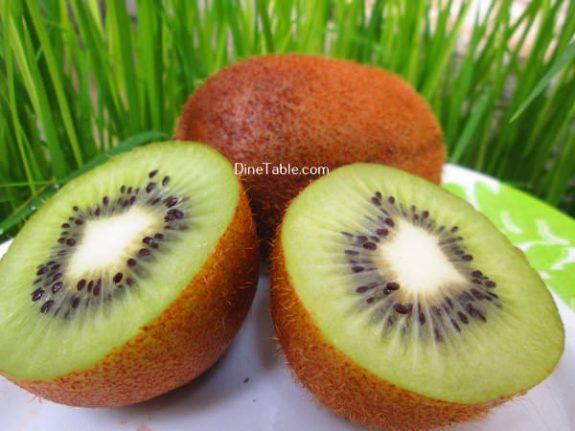 Kiwi Mango Layered Smoothie Recipe / Delicious Dish
