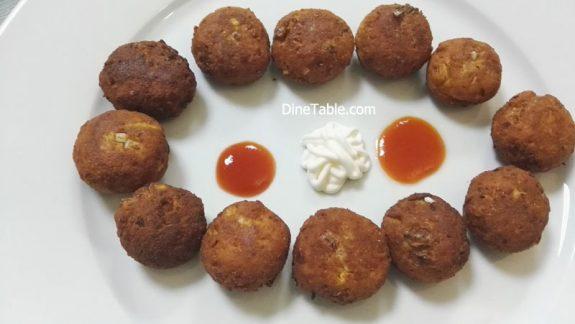 Crispy Paneer Balls Recipe - Tasty & Healthy Snack Recipe - Easy Kerala Snacks