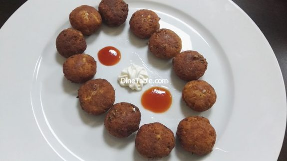 Crispy Paneer Balls Recipe - Tasty & Healthy Snack Recipe