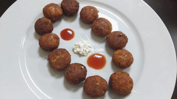 Crispy Paneer Balls Recipe - Tasty & Healthy Snack Recipe