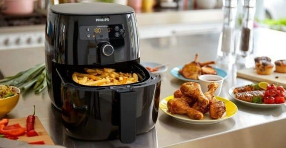 What is an Air Fryer? What are the benefits of using an air fryer? How it works? Less Oil Recipes to cook in Air Fryer