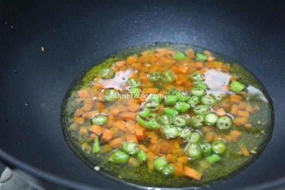 Carrot Kichadi Recipe - Yummy Dish