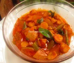 Chakkakuru Manga Curry Recipe - Kerala Curry