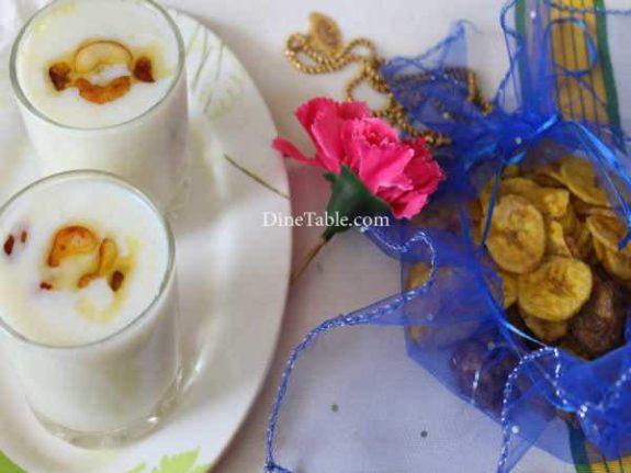 Elaneer Payasam Recipe - Sweet Payasam