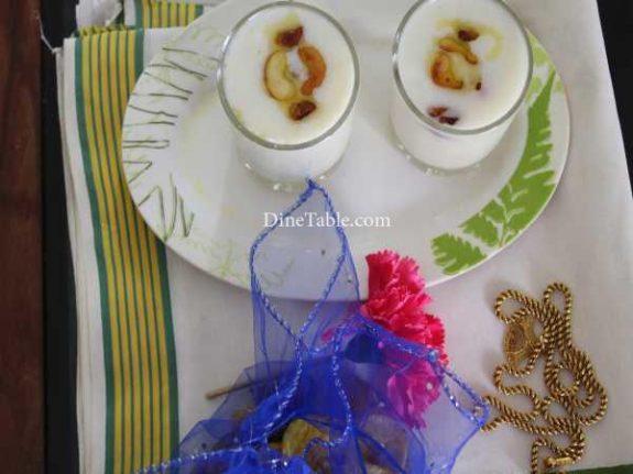 Elaneer Payasam Recipe - Quick Payasam
