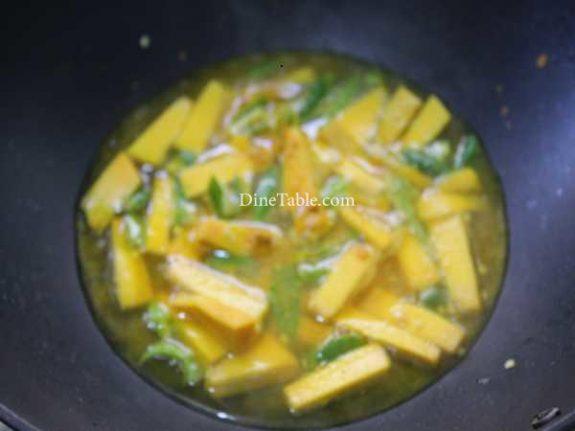 Mathanga Pachadi Recipe - Kerala Dish
