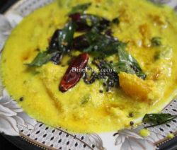 Mathanga Pachadi Recipe - Easy Dish