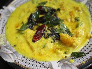 Mathanga Pachadi Recipe