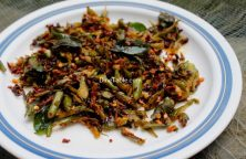 Nithyavazhuthana Stir Fry Recipe - Homemade Fry