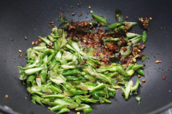 Nithyavazhuthana Stir Fry Recipe - Simple Fry