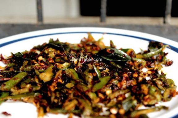 Nithyavazhuthana Stir Fry Recipe - Tasty Fry