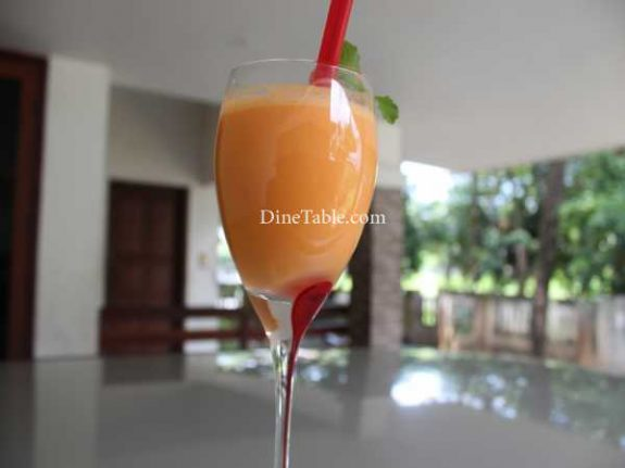 Carrot Lassi Recipe - Easy Lassi