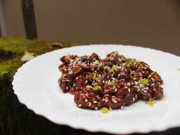 Mongolian Beef Recipe - Nutritious Beef