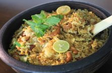 Easy Fish Biriyani Recipe – മീൻ ബിരിയാണി - Delicious Fish Dum Biriyani