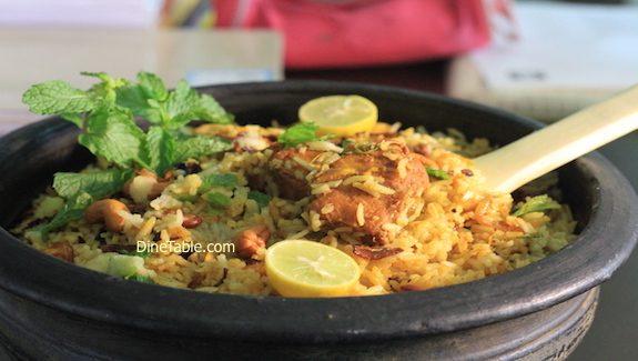 Easy Fish Biriyani Recipe – മീൻ ബിരിയാണി - Easy Fish Dum Biriyani